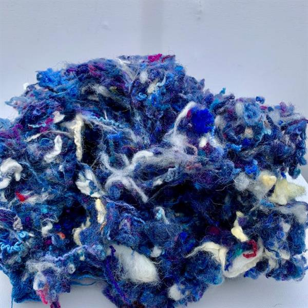 Singing the blues - Wool Blend